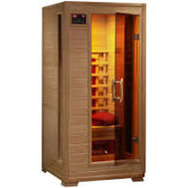 What is the difference between an infrared sauna and the infrared amethyst BioMat by Richway? What are the advantages of a BioMat over an infrared sauna. Is an infrared sauna effective? Are infrared rays safe? What is more comfortable? What are the costs of a portable infrared bio mat sauna? We had a sauna in our clinic when the BioMat came along. Night and day difference between the two. They really aren't comparable at all as the BioMat offers so many more therapies than a traditional infrared sauna. And it's way more comfortable!
