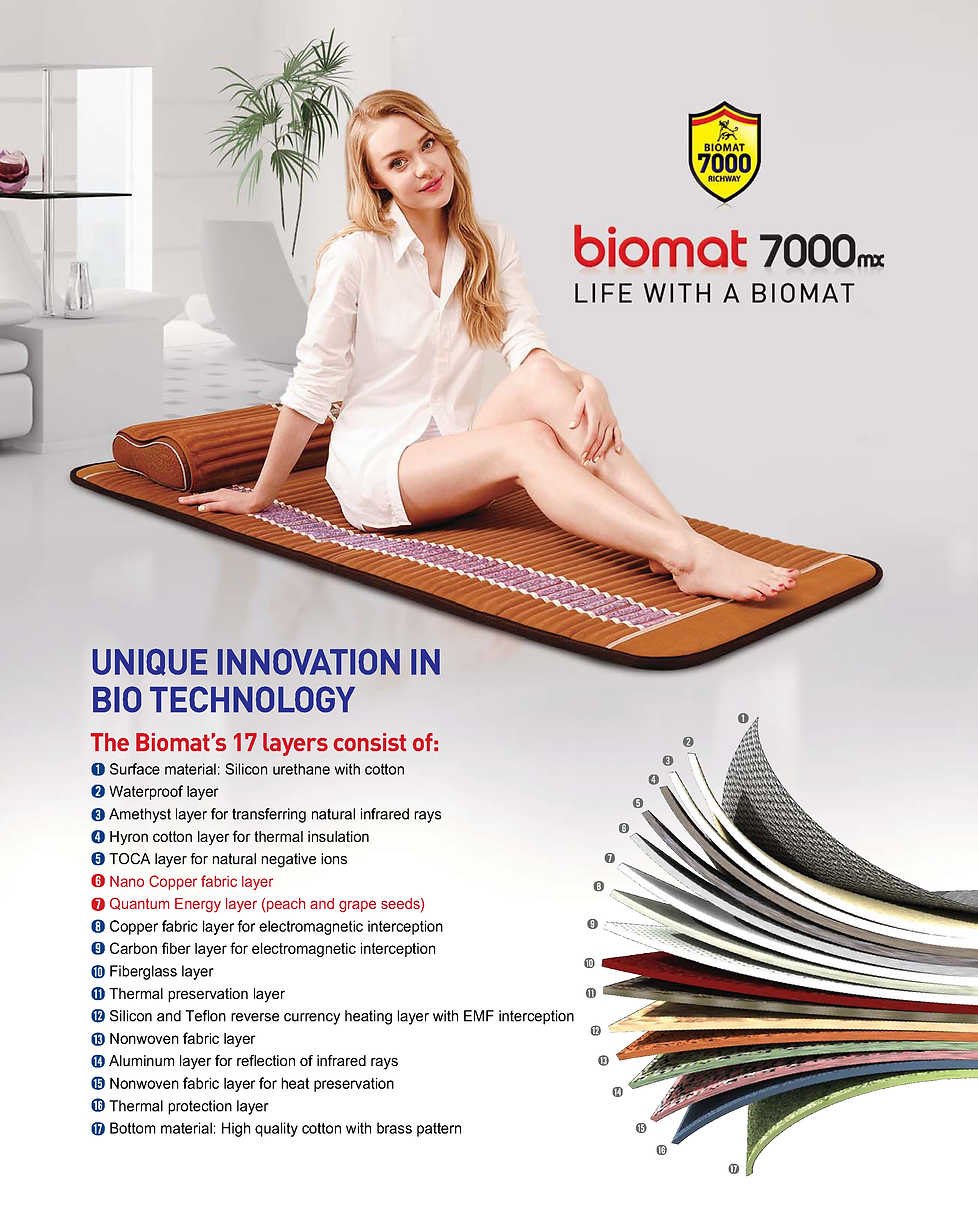 mat wellness practice my connexion bio biomat