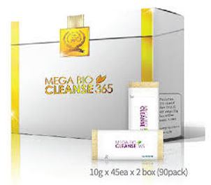 Mega BioCleanse for cleaner bowels.
