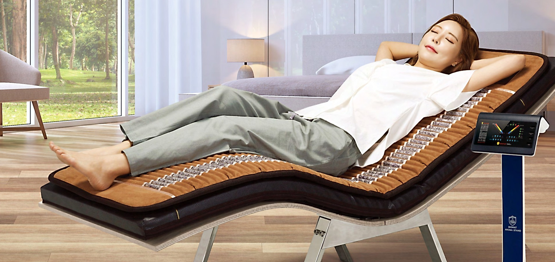 The BioAcoustic Mat by Richway