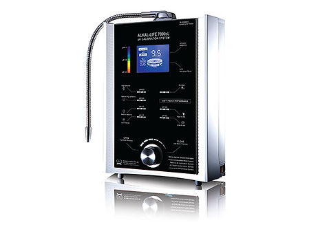 Richway Alkal-Life Water Ionizer and purification system