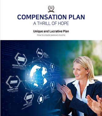 Download a copy of Richway's complete compensation plan program. A unique and lucrative plan. How to create passive income.
