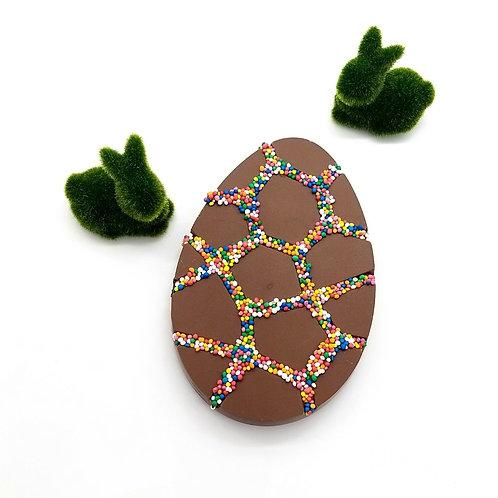 Freckle Flegg (Flat Easter Egg)