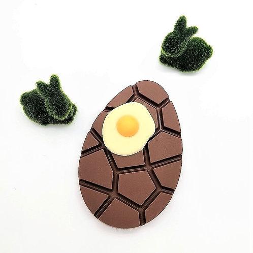 Egg on Flegg (Flat Easter Egg)
