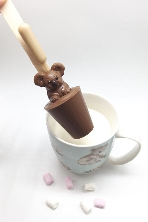 Milk Chocolate Spoonz - Irish Cream Liqueur Koala