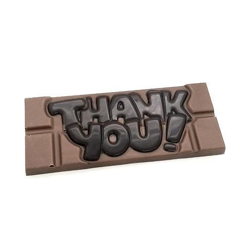 Thank You Chocolate Bar