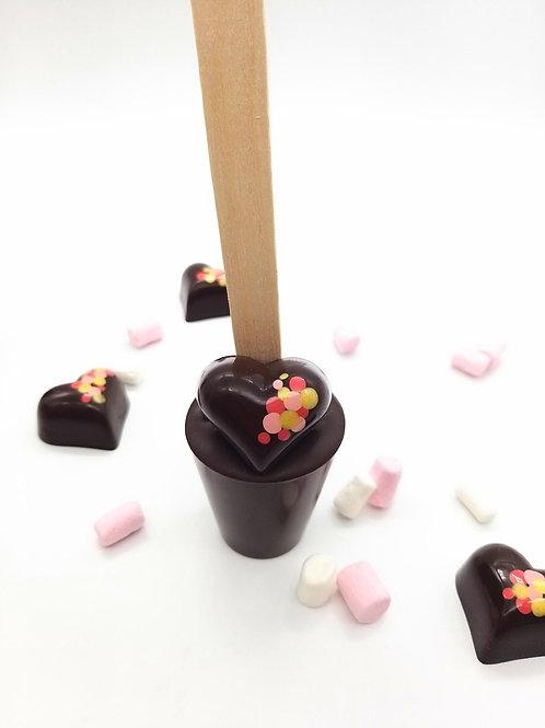 Dark Chocolate Spoonz