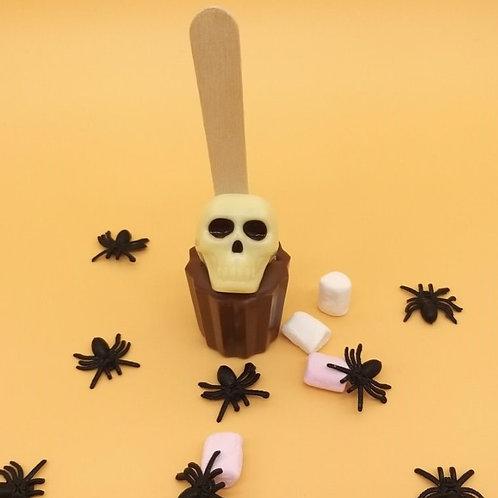 Kids Milk & White Chocolate Spooky Spoonz