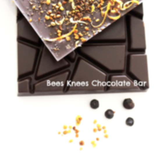 Bees Knees Chocolate Bar