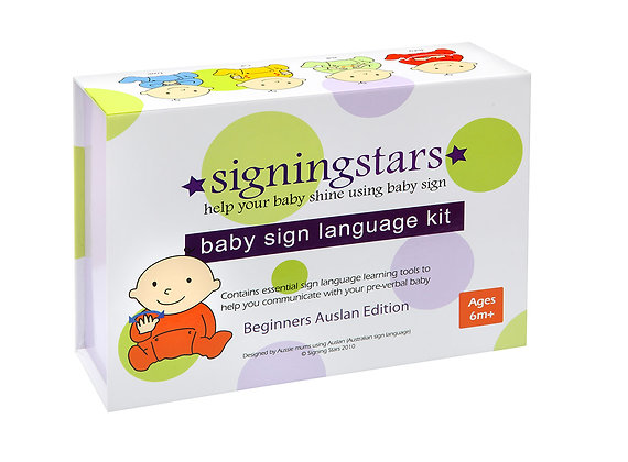 Baby Sign Language Kit