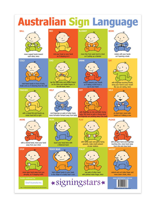 Learn sign language perth