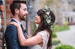 northern ireland wedding hair