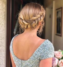 milkmaid braid fishtail