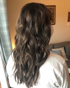 soft hair waves