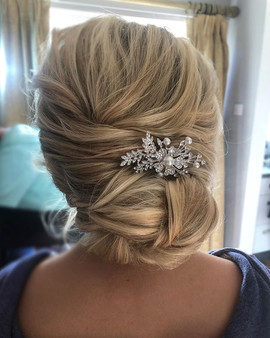 #bridesmaidhair for one of my lovely bri
