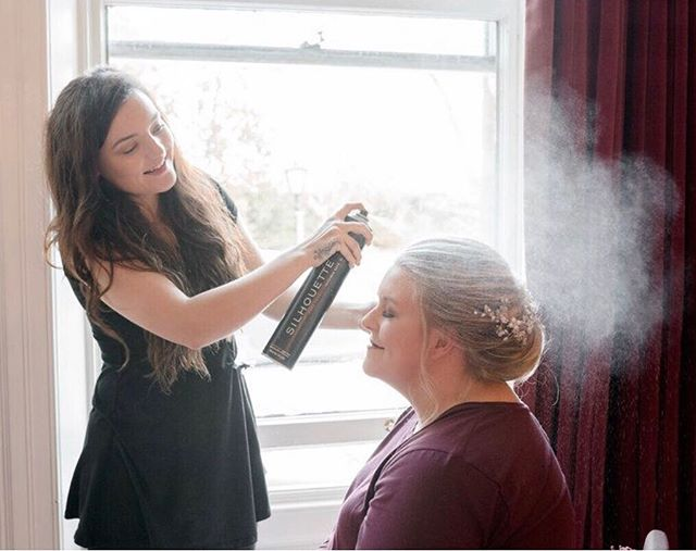 I do love a good hairspray shot! ☺️ (and