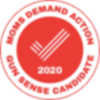 Moms Demand Action Gun Sense Candidate Logo