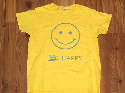 BE. Happy