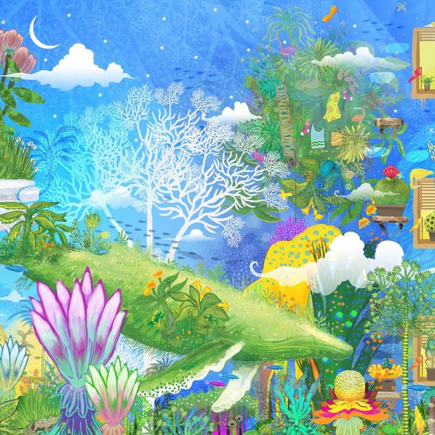 Oceanic Fauna and Flora