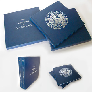 The original Concept book embossed.