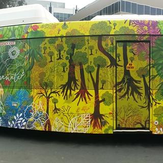 2017 Floriade Bus wrap