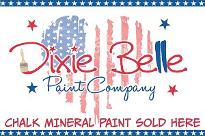 Habibi's Wool and Wood are now proud stockists of Dixie Belle Paints.