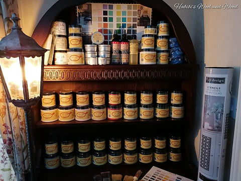 Dixie Belle Paint Stockists - Habibi's W