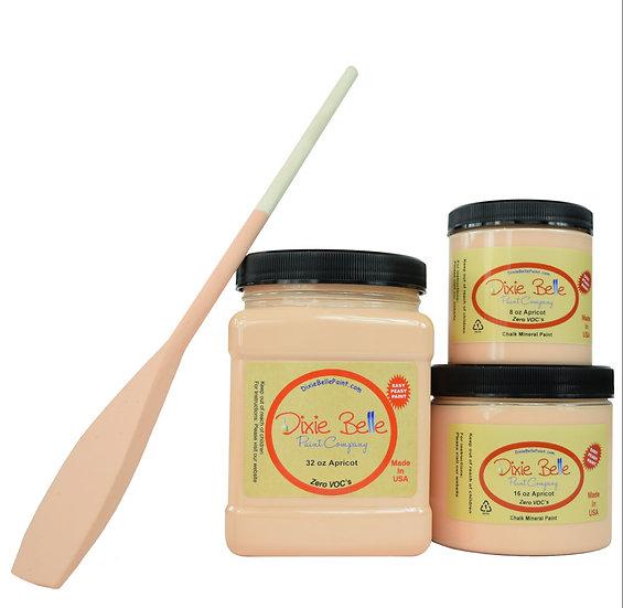 Apricot Chalk Mineral Paint