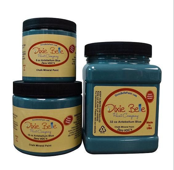 Antebellum Blue Chalk Mineral Paint