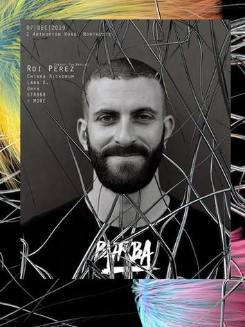 BARBA 5th Bday ft. Roi Perez