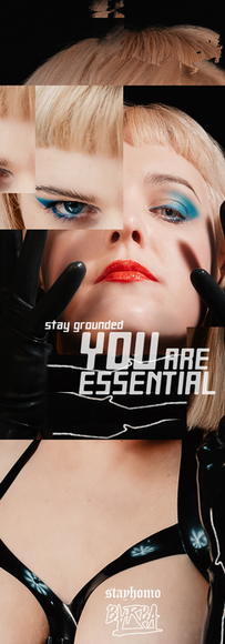 """""""You are essential"""""""