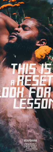 """""""This is a reset. Look for the lessons"""""""