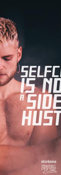 """Self-care is not a side hustle"""