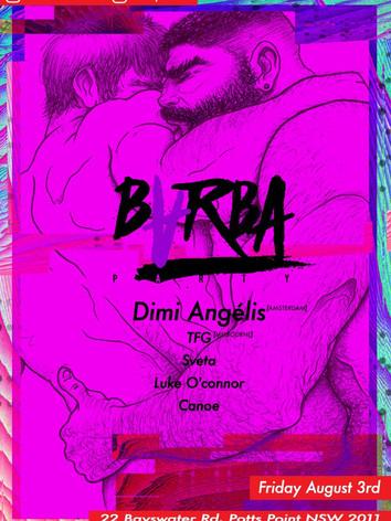 Barba Sydney ft. Dimi Angélis