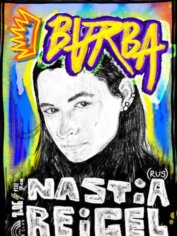 BARBA Queen's Bday 2019 ft. Nastia Reigel