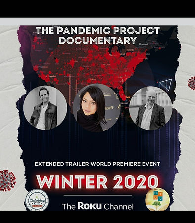 The Pandemic Project Docu Press Release