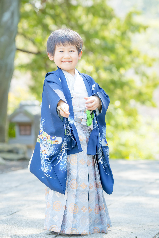 七五三 出張撮影 師岡熊野神社 女性カメラマン 横浜