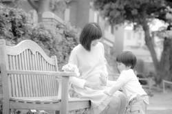マタニティーフォト 横浜 ロケーションフォト 女性カメラマン