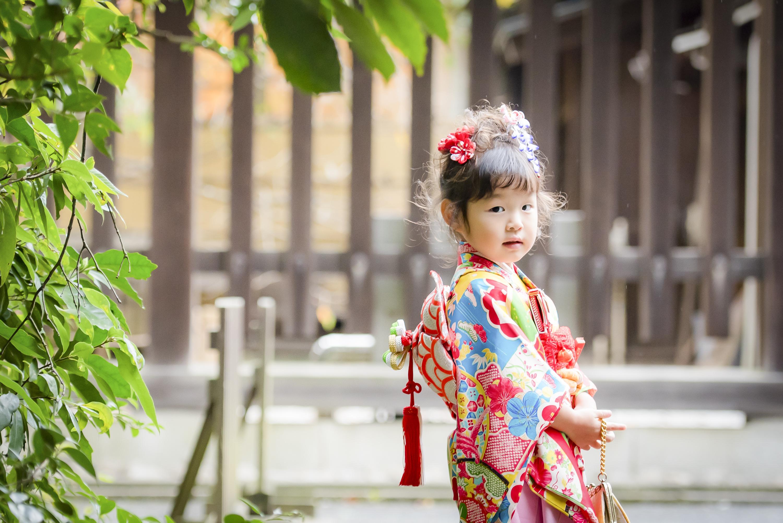 七五三 出張撮影 明治神宮 3歳女の子 女性カメラマン 横浜