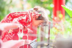 七五三 出張撮影 世田谷八幡宮 女性カメラマン 横浜