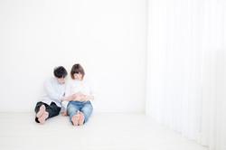 マタニティーフォト 横浜 日吉スタジオ 女性カメラマン