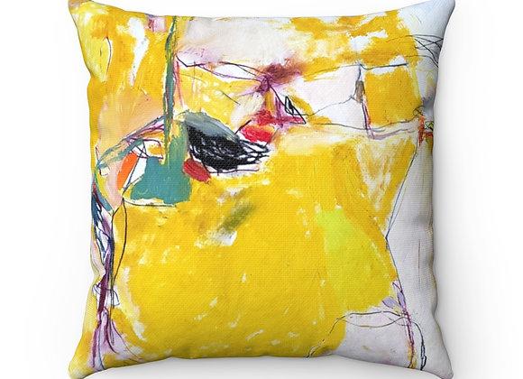 Yield Spun Polyester Square Pillow