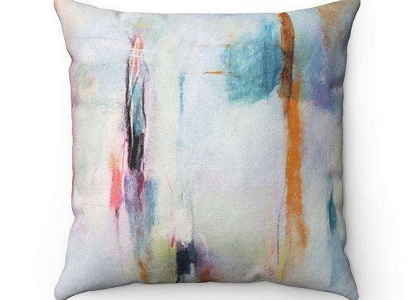 Another World Spun Polyester Square Pillow