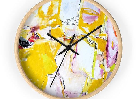 Yield Wall clock
