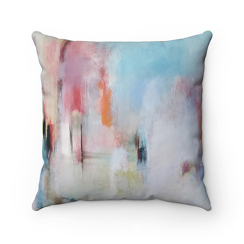 Dreamscape III Spun Polyester Square Pillow