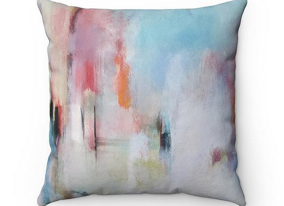 Dreamscape III Spun Polyester Square Pillow