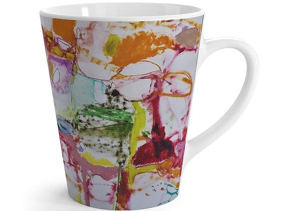 Play for Me Latte mug