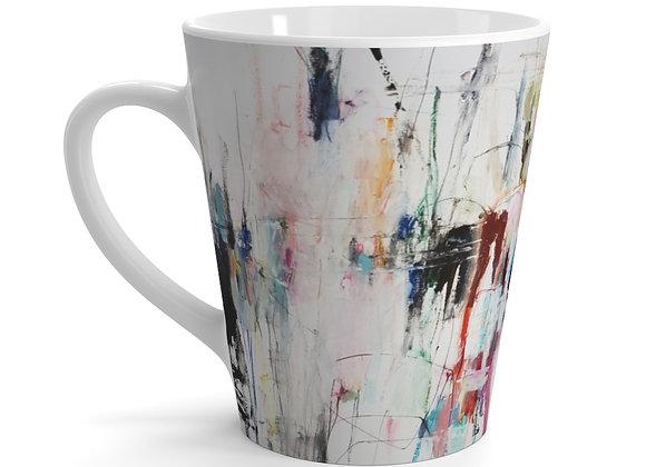 Tree House Latte mug