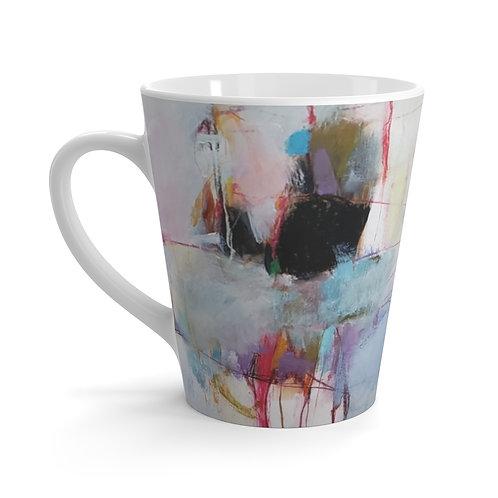 Pantomime Latte mug