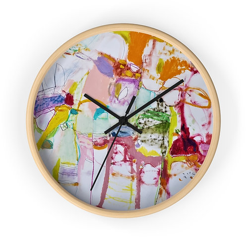 Play for Me Wall clock